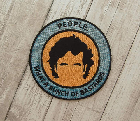 DIGITAL DOWNLOAD IT Crowd Roy People Suck Patch 2 Sizes Included