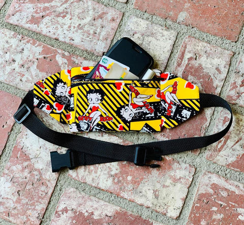 DIGITAL DOWNLOAD ITH Hip Bag Fanny Pack 2 Sizes Included