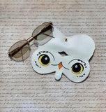 DIGITAL DOWNLOAD Owl Sunglasses Glasses Case 4 Options