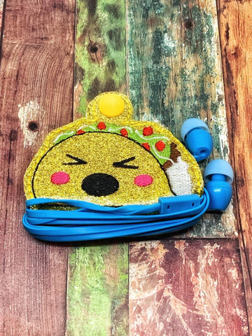 4x4 DIGITAL DOWNLOAD Taco Ear Bud Holder OWTT