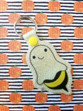 4x4 DIGITAL DOWNLOAD Boo Bee Snap Tab