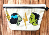 DIGITAL DOWNLOAD Classic Monster Clutch Lined and Unlined Options Included
