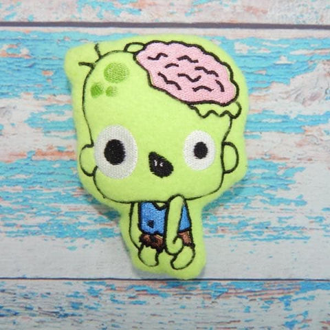 DIGITAL DOWNLOAD ITH Zombie Boy Plushie