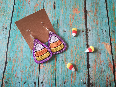 4x4 DIGITAL DOWNLOAD Candy Corn Charm Single, 4x4 and 5x7 Multi Options Included
