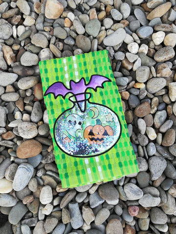 DIGITAL DOWNLOAD ITH Halloween Potion Bottle Applique 5 Sizes
