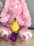 DIGITAL DOWNLOAD Marshmallow Chick Plushie 6 Sizes Included