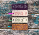 DIGITAL DOWNLOAD Handcrafted Charm Set Single and Multi Files Included