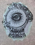 DIGITAL DOWNLOAD All Seeing Eye Fortune Embroidery Design 4 Sizes
