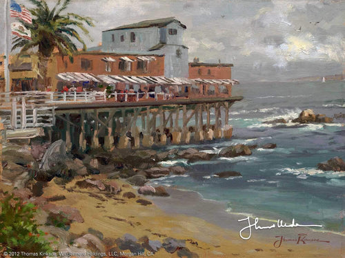 A View From Cannery Row, Monterey