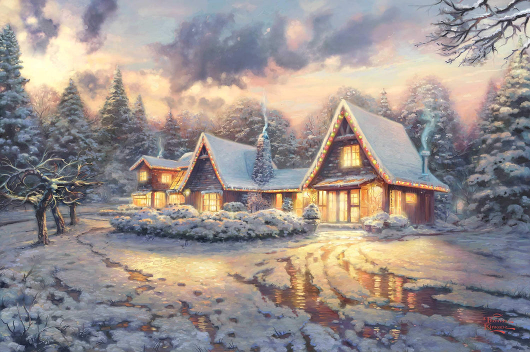 Christmas Lodge - Limited Edition