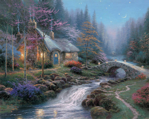Twilight Cottage