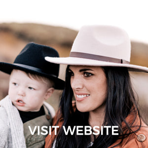 Wide brim fedora hats for kids and adults