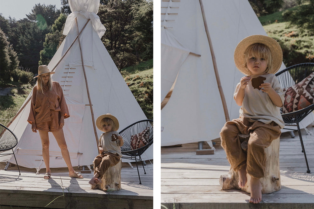 The Goods We Found at Teepee Matakana in the Me and the brave SOL Straw Hat
