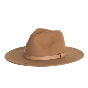 Me and the brave tan wide brim fedora for kids and adults