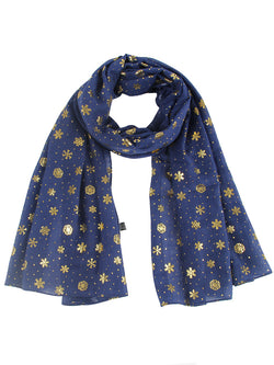 Holiday Scarves & Shawls