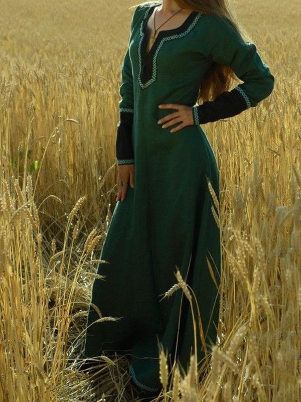 Medieval Lady Tunic Dress