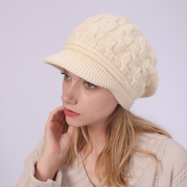 Knitted Sweet Vintage Casual Hat
