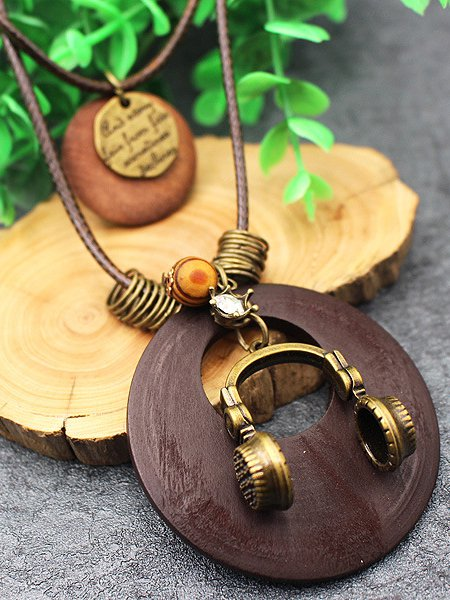 Necklaces Vintage Boho Women Accessory