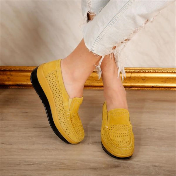 Women Comfy Platform Sneaker Shoes