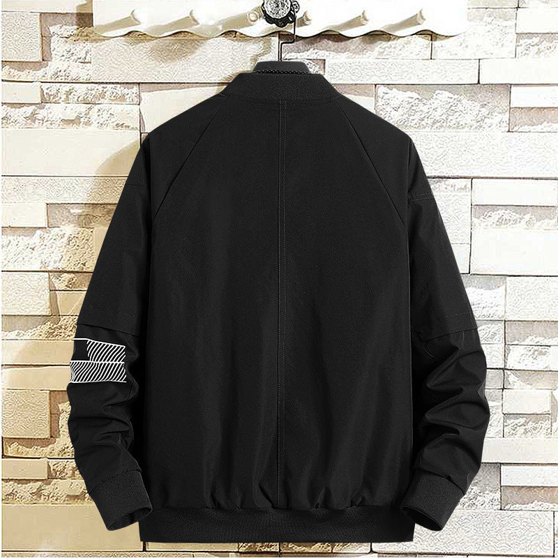 Men's Casual Big Pocket Jackets
