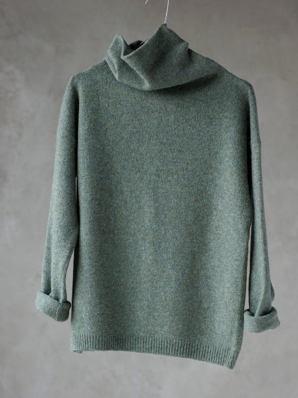 Knitted Casual Vintage Sweater