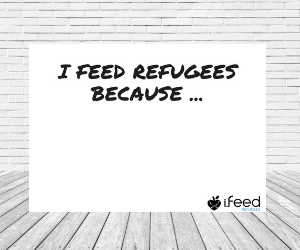 i.feed.refugee downloadable poster