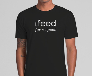 i.feed.refugees tee shirts