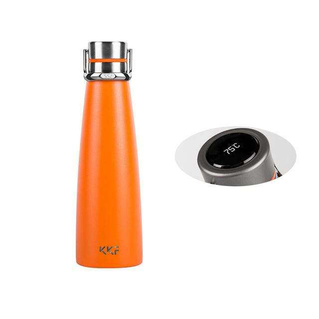 Stainless Steel OLED Temperature Cup Thermos Flask