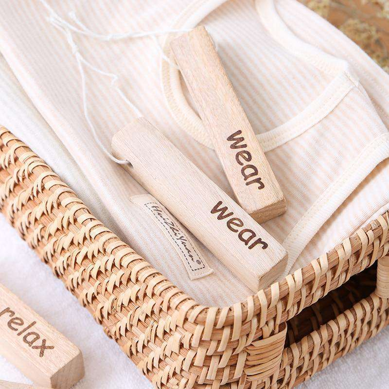 5pcs Deodorizer & Moth Repellent Camphor Wood Strip