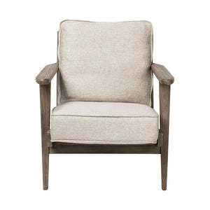 Cream Olympia Accent Chair (4757063106645)