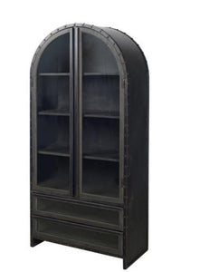 Arched Curio Cabinet (4720128393301)