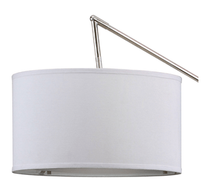 Chic White Floor Lamp (2714818478165)
