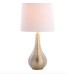 Tapered Gold Lamp (2717095657557)