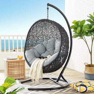 Swing Outdoor Patio Lounge Chair (4182459252821)