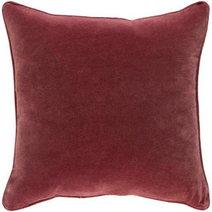 Garnet Safflower Pillow (4299166449749)