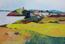Load image into Gallery viewer, Haul ar fryn - Sunny hill - Criccieth