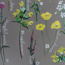 Load image into Gallery viewer, Wild Flowers - Blodau Gwyllt
