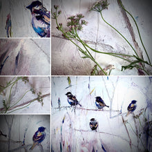 Load image into Gallery viewer, Golfan y Mynydd-Tree Sparrow