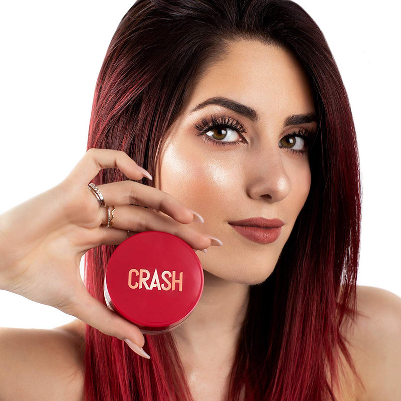 "CRASH Loose Powder Highlighter ""Christine"""