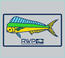 Load image into Gallery viewer, Boy's Long Sleeve UV50 - RWP - Mahi Patch - Granite