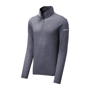 Men's PosiCharge ® Tri-Blend Wicking 1/4-Zip Pullover