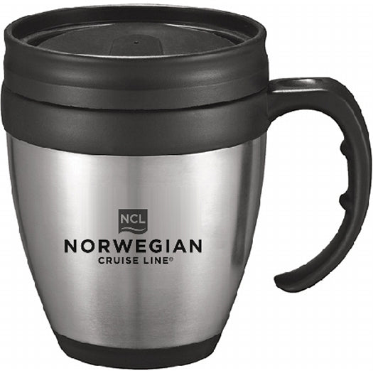 NCL Java Desk Mug 14oz