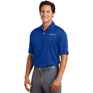 NCL Nike Dri-FIT Pebble Texture Polo