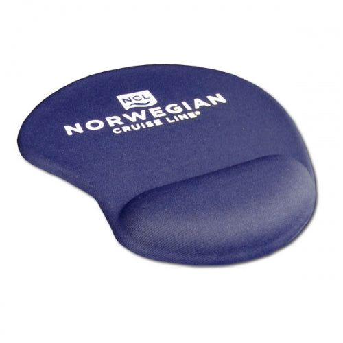 Norwegian Gel Wrist Mouse Pad