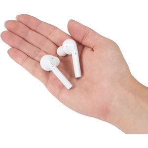 NCL True Wireless Auto Pair Earbuds w/Case