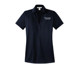 Oceania Ladies Performance Fine Jacquard Polo