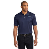 NCL Men's Performance Fine Jacquard Polo