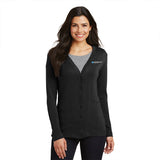NCL Ladies Modern Stretch Cotton Cardigan