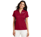 NCL Ladies Performance Fine Jacquard Polo