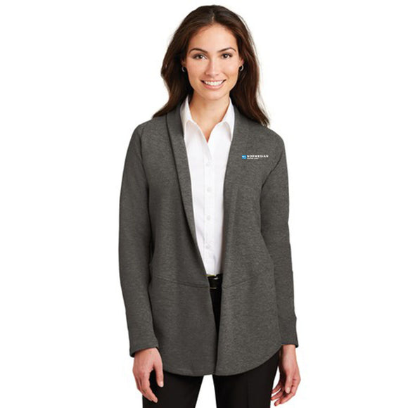 NCL Ladies Interlock Cardigan